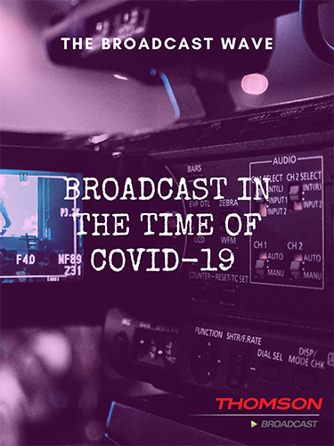 Broadcast in the time of covid-19